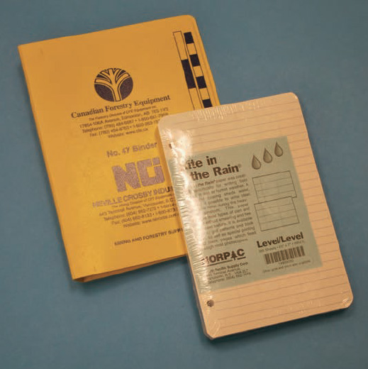 field-work-notebook